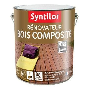 Rénovateur SYNTILOR 4 l, incolore