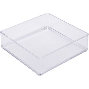 Organiseur en plastique transparent, Puzzle