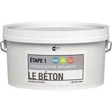 Sous couche et finition pour peinture effet peinture - Peinture effet beton cire leroy merlin ...