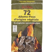 Allume-feu solide par 72 pièce(s)