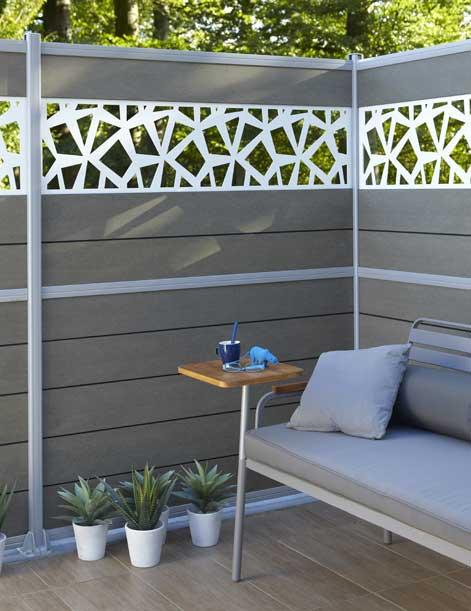 panneau occultant brico depot rouleau clture al promo vert m dirickx with panneau occultant. Black Bedroom Furniture Sets. Home Design Ideas