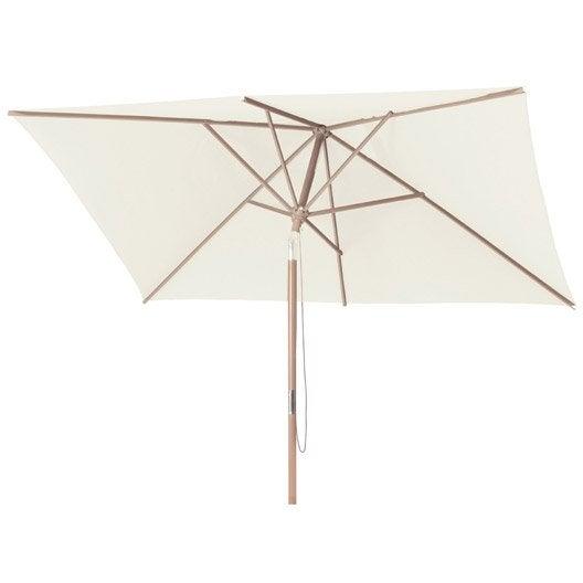 Parasol parasol d port de balcon droit leroy merlin - Parasol deporte inclinable leroy merlin ...