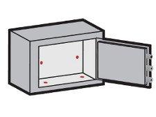 comment choisir son coffre fort leroy merlin. Black Bedroom Furniture Sets. Home Design Ideas