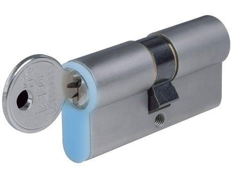 Bien choisir son cylindre de serrure leroy merlin - Prix d un barillet de porte ...