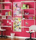Chambre Enfant Rose / Violet ELFA