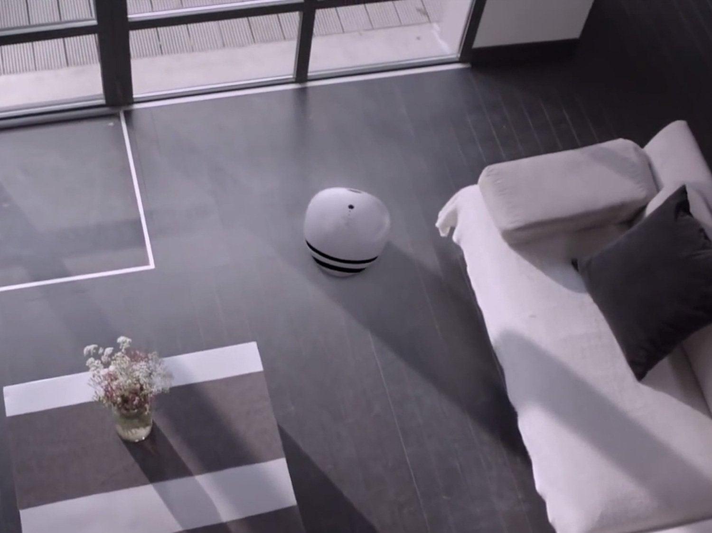 Prospective : Un robot intelligent pour une maison plus interactive