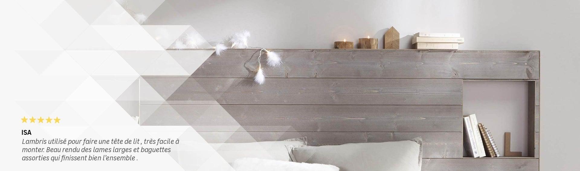 lambris pvc lambris bois parquet et plancher. Black Bedroom Furniture Sets. Home Design Ideas