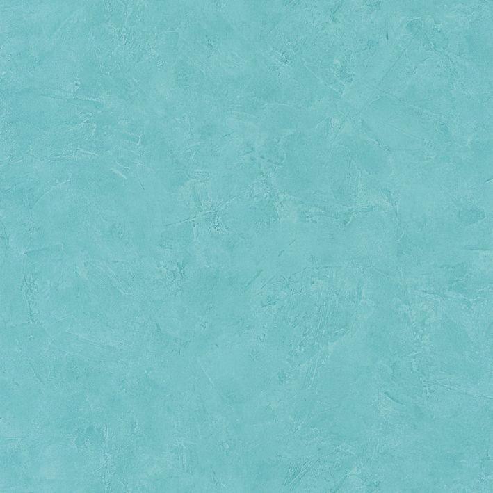 Papier Peint Bleu Turquoise