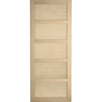 Porte coulissante contemporaine porte atelier am nagement int rieur leroy merlin for Porte 93 cm coulissante