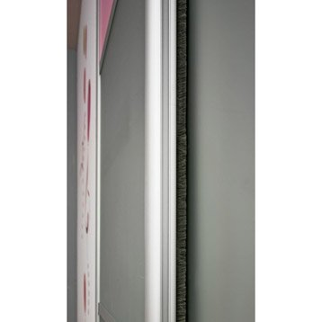 Rails et accessoires pour porte de placard leroy merlin for Accessoire porte placard coulissante