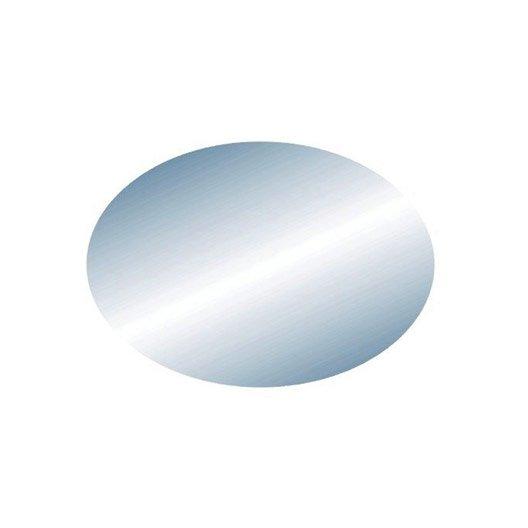 Miroir non lumineux d coup ovale x cm oval - Miroir lumineux leroy merlin ...