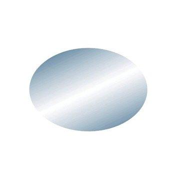 Miroir non lumineux découpé ovale l.27 x L.38 cm Oval