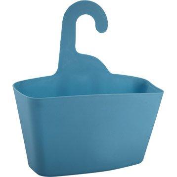 Panier de bain / douche Play à suspendre, bleu atoll n°4