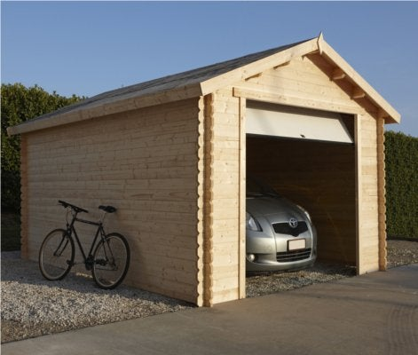 Comment choisir son garage ou son carport leroy merlin for Imposition garage ou abri de jardin