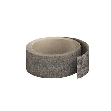 Plan de travail de cuisine stratifi bois inox recoupable leroy merlin - Plan de travail en beton brut ...