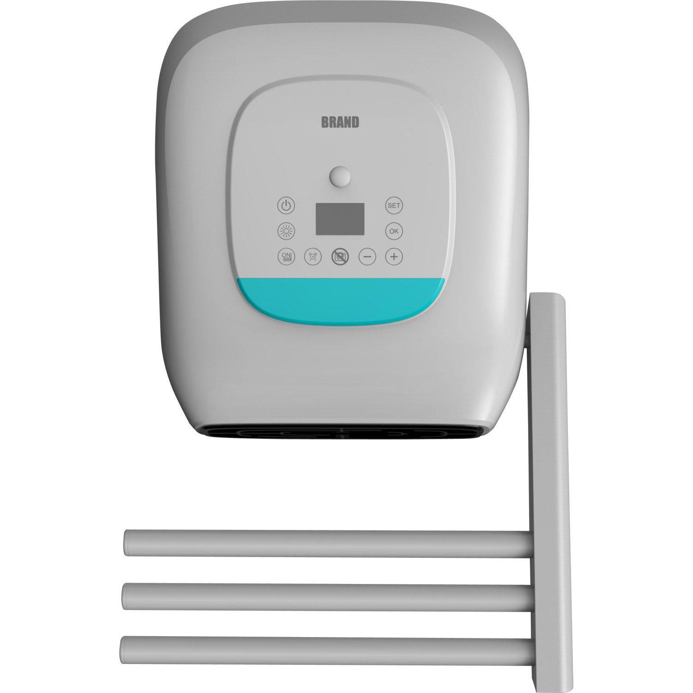 radiateur soufflant salle de bain fixe lectrique equation vote2 2000 w leroy merlin. Black Bedroom Furniture Sets. Home Design Ideas