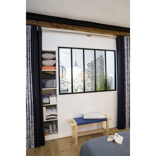 verre min ral pour verri re kit atelier transparent x x leroy merlin. Black Bedroom Furniture Sets. Home Design Ideas