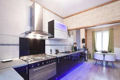 La cuisine de Pascale à Chaumont-en-Vexin