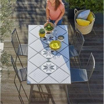 Salon de jardin, table et chaise - Mobilier de jardin | Leroy Merlin