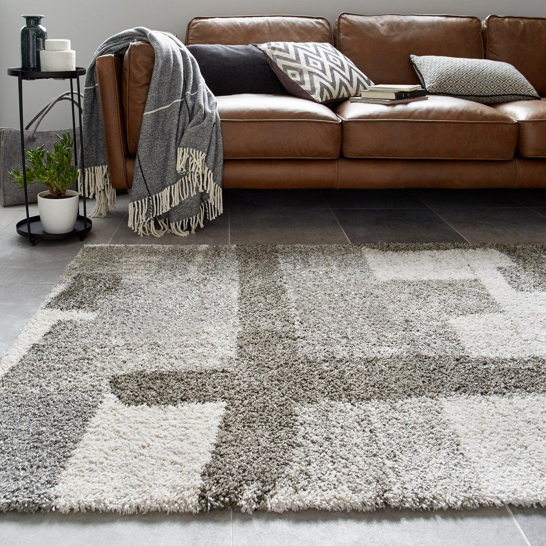 best elegant latest un tapis gris effet peinture pour un intrieur original et design with tapis original with paillasson interieur design with paillasson