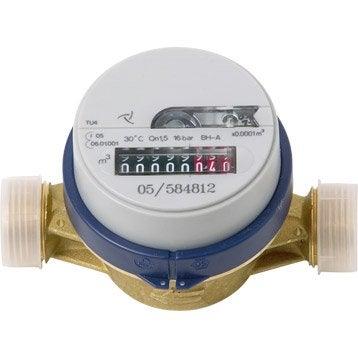 R gulation de la pression de l 39 eau r ducteur de pression - Compteur eau froide ...