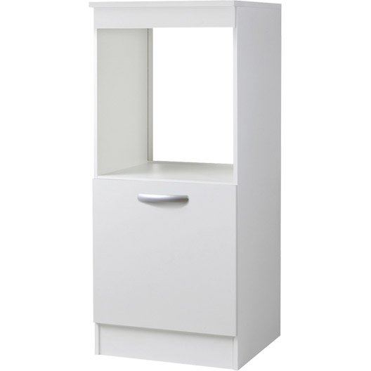 Meuble frigo encastrable leroy merlin - Meuble four encastrable haut ...