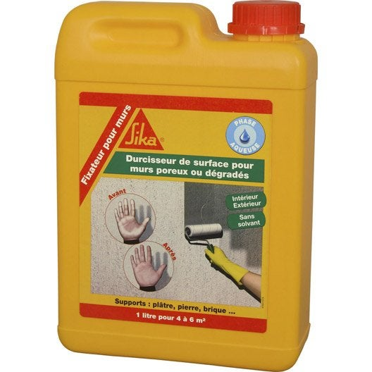 Résine protectrice SIKA Impermur 2 l incolore