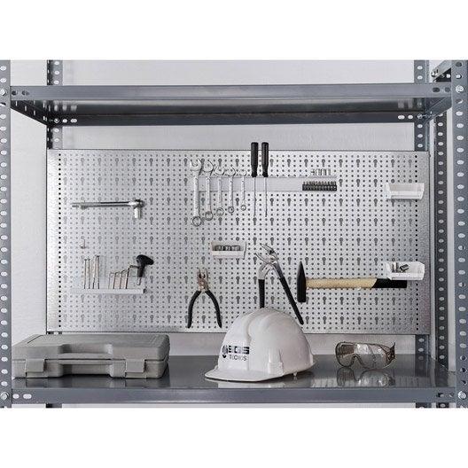 panneau porte outils syst me modulaire versatile ar. Black Bedroom Furniture Sets. Home Design Ideas
