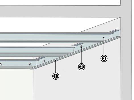 L univers des plafonds leroy merlin for Raccord lambris pvc plafond