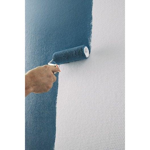 Fibre de verre et rev tement mural papier peint frise for Peindre de la toile de verre