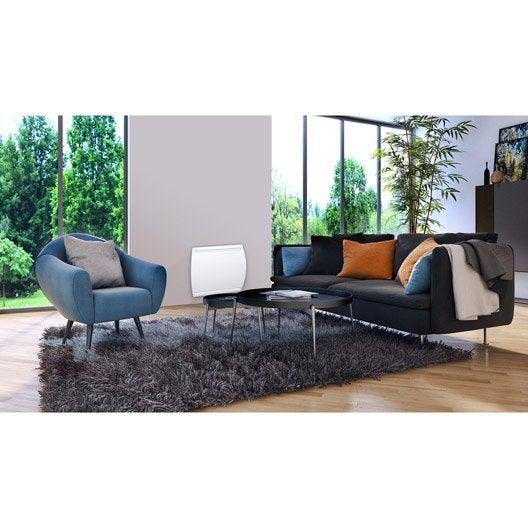 radiateur lectrique double syst me chauffant airelec prestance 1500 w leroy merlin. Black Bedroom Furniture Sets. Home Design Ideas