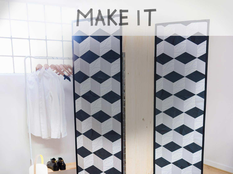 Les produits les conseils et les id es pour le bricolage la d coration et l - Fabriquer un paravent ...