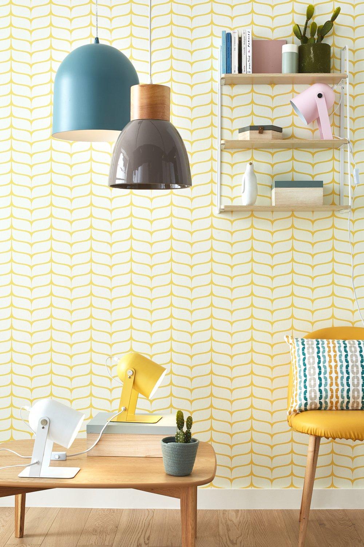 un style scandinave marqu par la palette de couleurs et les formes g om triques des clairages. Black Bedroom Furniture Sets. Home Design Ideas