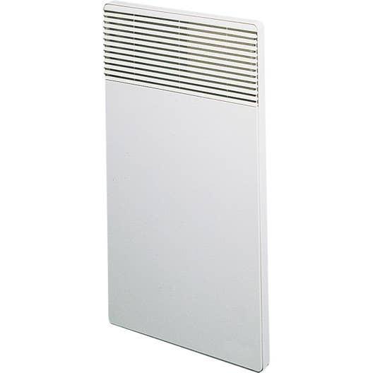 radiateur lectrique convection sauter lucki haut 500 w. Black Bedroom Furniture Sets. Home Design Ideas