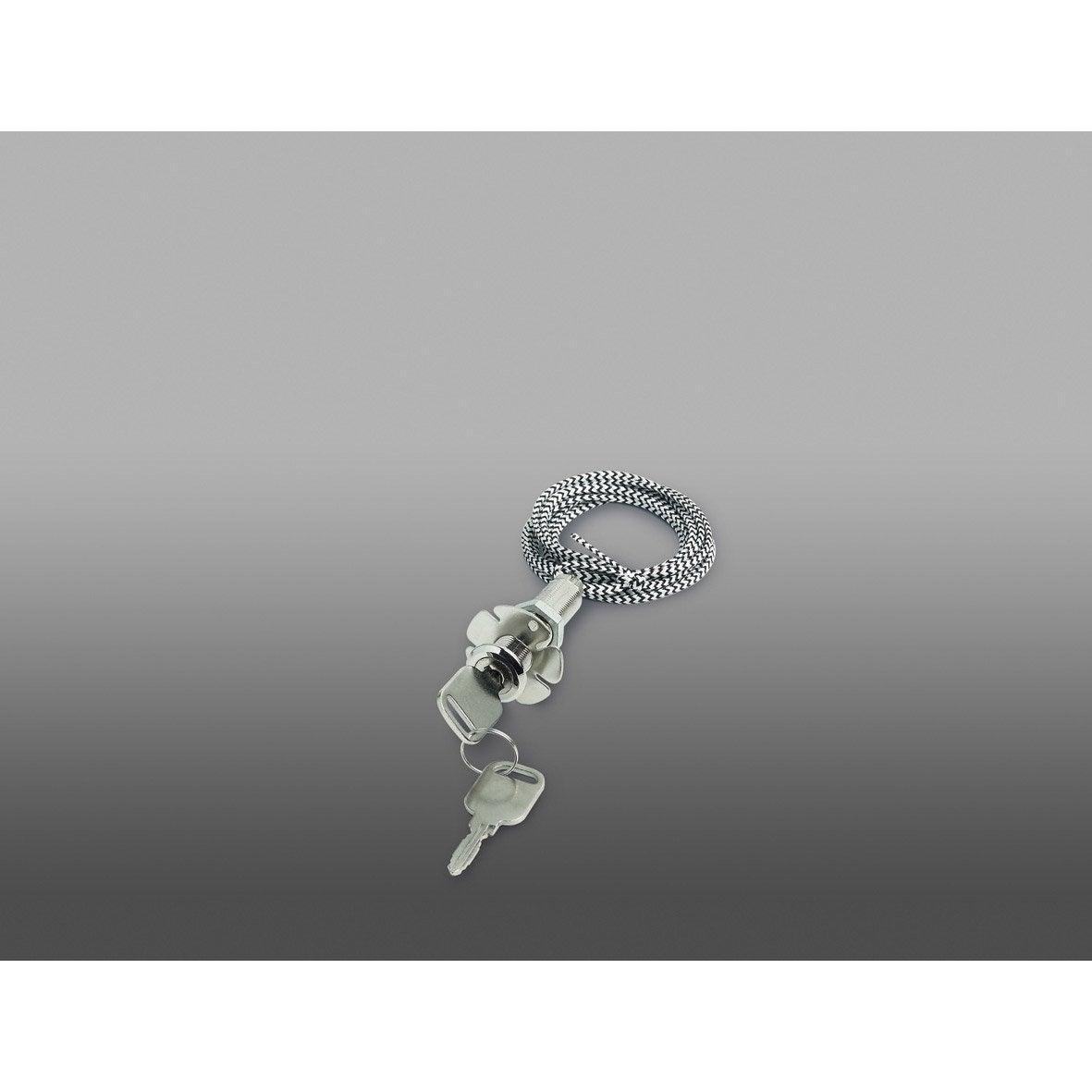 Kit De Déverrouillage Ecostar Pour Porte De Garage Sectionnelle - Porte de garage sectionnelle avec poignée de porte pvc a clé