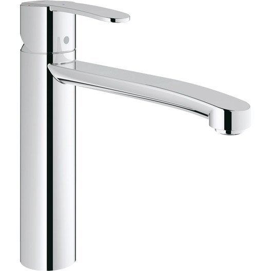 Robinet mural cuisine grohe id es de for Robinet grohe cuisine prix