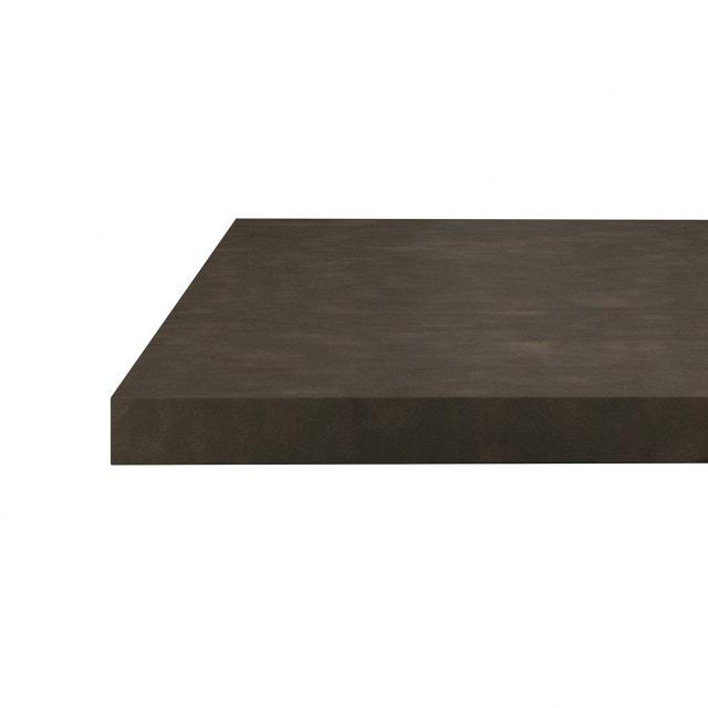 une cuisine avec un ilot central au style campagne leroy merlin. Black Bedroom Furniture Sets. Home Design Ideas