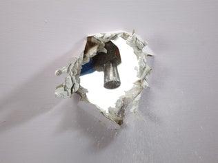 Comment agrandir une ouverture dans une cloison ?