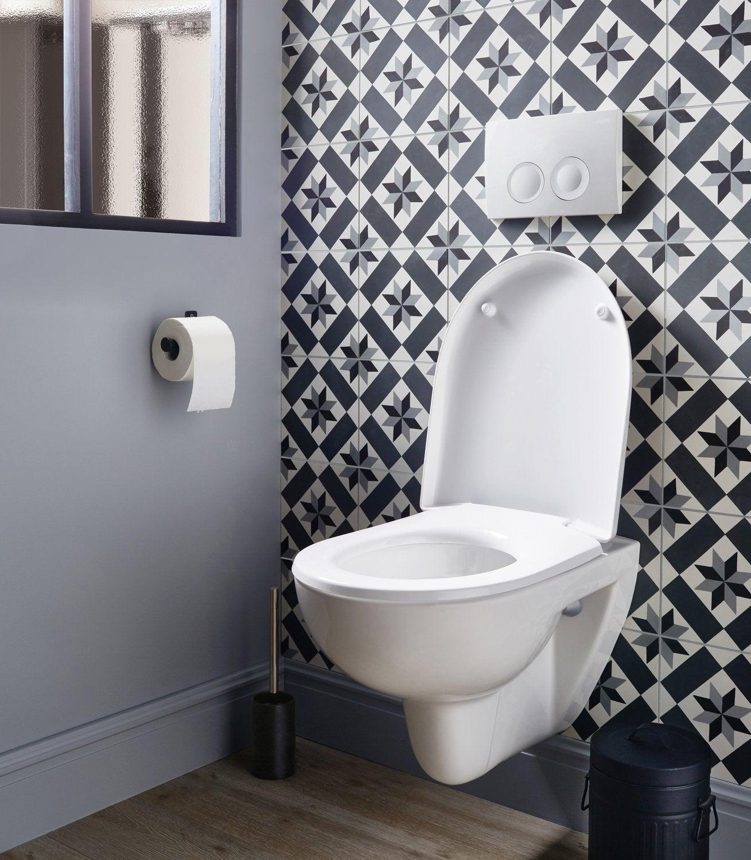 Les wc aussi ont droit la d co leroy merlin - Relooker ses wc ...