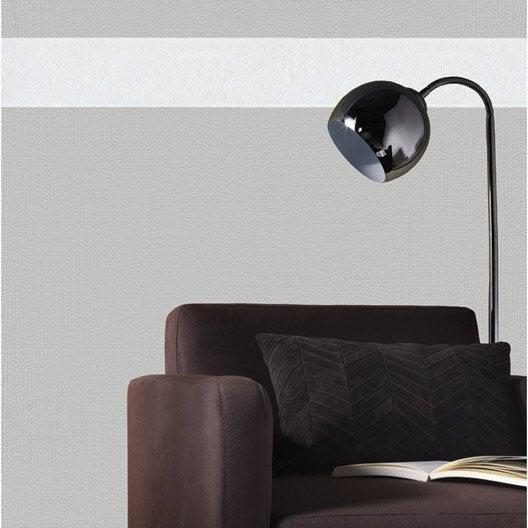 frise intiss e longueur 10 m leroy merlin. Black Bedroom Furniture Sets. Home Design Ideas