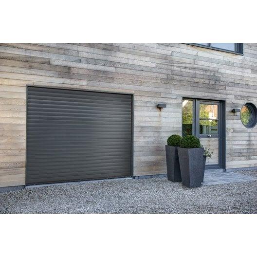 Porte de garage enroulement excellence x cm for Porte de garage 500 x 200