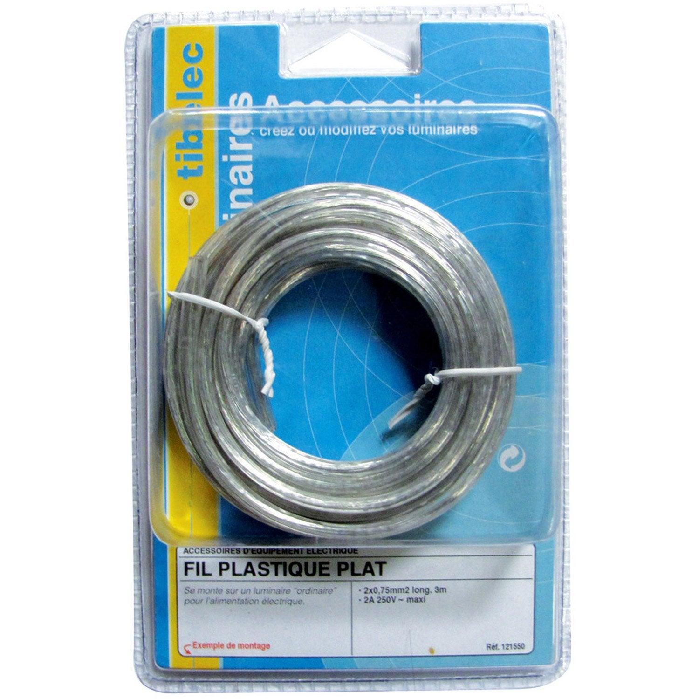 Plastifié Réparer Cable Pour Chaise Longue TJ15Kcu3lF