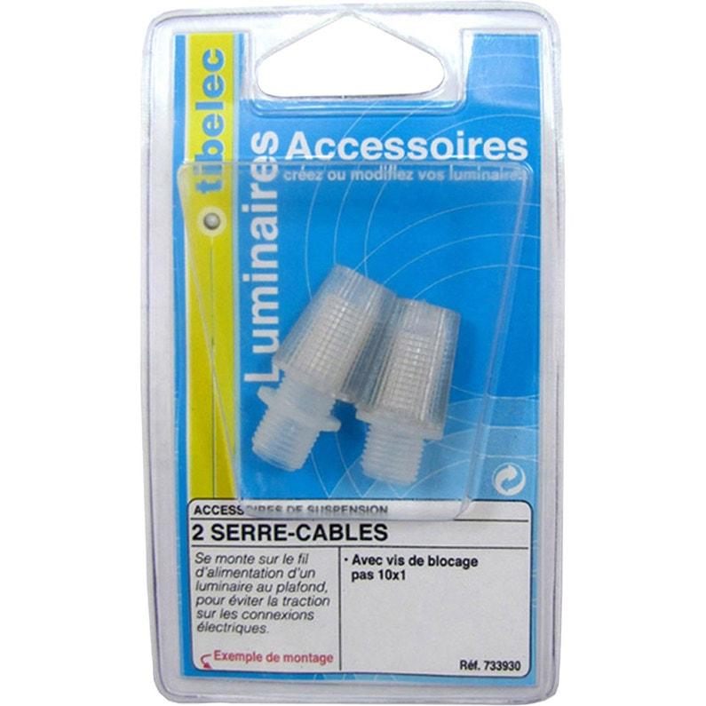 Serre Cable Inox Leroy Merlin