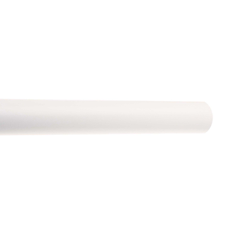 Tringle à rideau blanc brillant 200 cm INSPIRE | Leroy Merlin