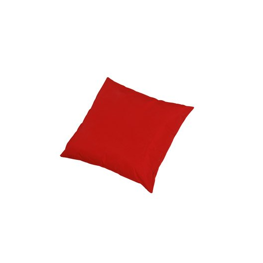 Coussin imperm able inspire mona inspire rouge 40x40 cm for Housse coussin exterieur impermeable