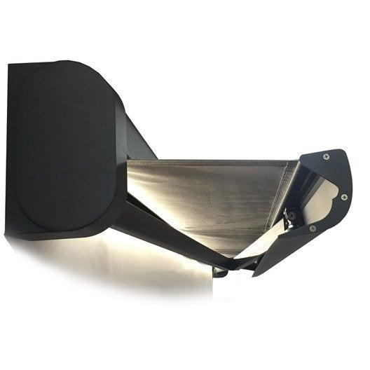 store banne motoris rio avec clairage coffre int gral l 4 m x avanc e 3 m leroy merlin. Black Bedroom Furniture Sets. Home Design Ideas