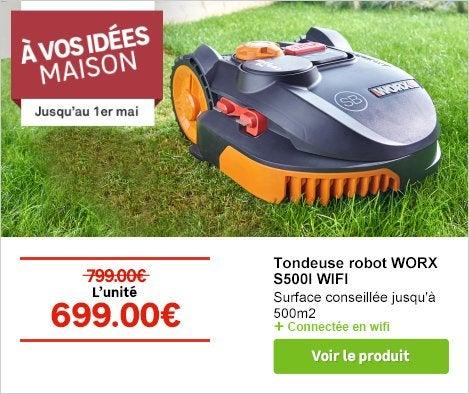 Push1-OPfestival-Tondeuse-robot-WORX-S500I-wifi-500m2