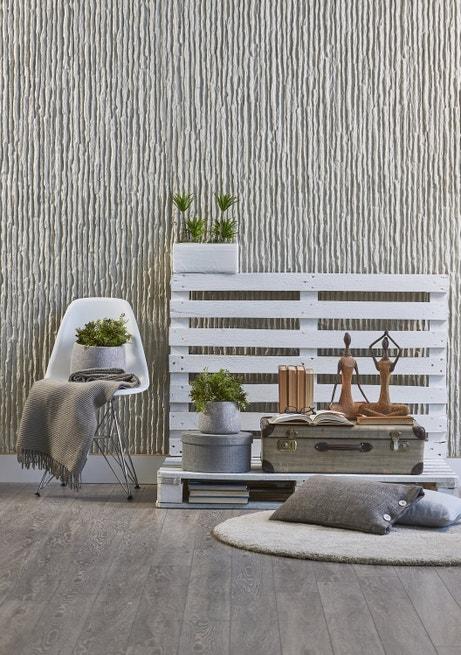 Meuble palette styles et tendances leroy merlin for Creer salon de jardin en palette