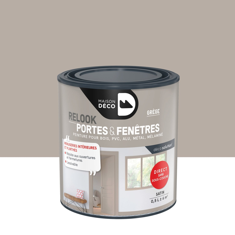 peinture boiserie relook portes et fenetres maison deco. Black Bedroom Furniture Sets. Home Design Ideas