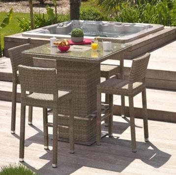 Salon de jardin, Mobilier de jardin au meilleur prix | Leroy Merlin ...